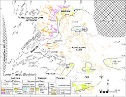 Cpp Map Impact Of Differential Tectonic Subsidence On Isolated Carbonate
