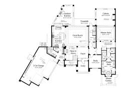 contemporary floor plan contemporary style house plan 3 beds 4 baths 3507 sq ft plan