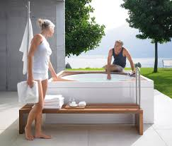 blue moon pool hydromassage baths from duravit architonic