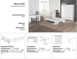 Schreibtisch Unter 100 Euro Kidsmill Schreibtisch Marseille Weiss Bei Fantasyroom Online Kaufen