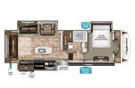 Open Range 5th Wheel Floor Plans 2 Bedroom 5th Wheel 2 Bedroom 2 Bath 5th Wheels 2 Bedroom 2 Bath