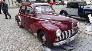 vintage peugeot cars 1954 peugeot 203 c retro classics meets barock ludwigsburg 2016