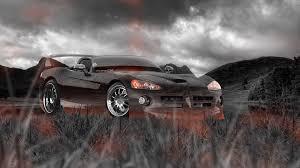 Dodge Viper Orange - dodge viper hennessey venom 1000 crystal nature car 2014 el tony