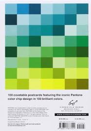 photo postcards pantone postcard box 100 postcards pantone inc 9780811877541
