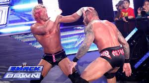 dolph ziggler hairs dolph ziggler vs randy orton smackdown dec 27 2013 youtube