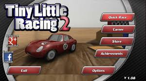 tiny little racing 2 android apps on google play
