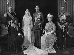 king george vi british royal weddings from victoria to kate middleton bowes