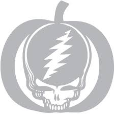 grateful dead pumpkin stencils grateful dead