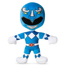 power rangers blue pillow buddy 20