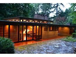 Frank Lloyd Wright Style House Plans Ranch Lively  usmanriazme