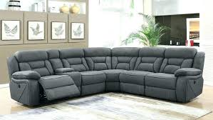 small grey sectional sofa small leather sectional sofa blogdelfreelance com
