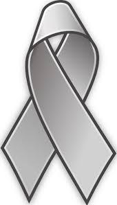 grey ribbon grey lace pin ribbon clip at clker vector clip