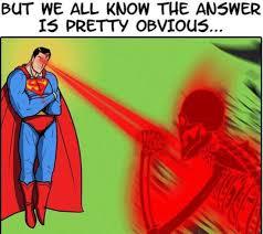 Superman Better Than Batman Memes - batman vs superman and the winner is 8 pics picture 2