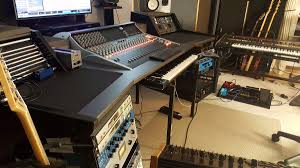 recording studio workstation desk custom studio desks customdesks twitter