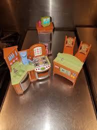 loving family kitchen furniture loving family kitchen fisher doll house furniture ebay