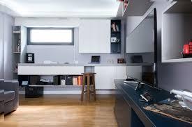 bureau gain de place aménagement d un bureau gain de place dans le séjour d un deux