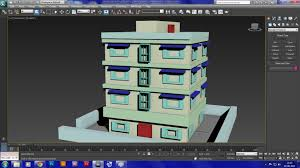 home design building design autodesk ds max lightening vfx
