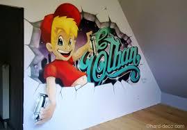 graffiti chambre chambres de garçons décoration graffiti page 2 sur 12 deco
