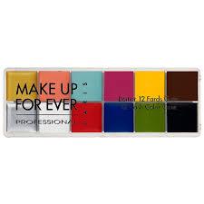 flash color palette multi use cream color palette make up for