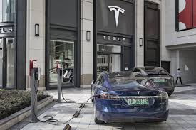 cost to build report tesla strikes deal with shanghai to build factory in china wsj