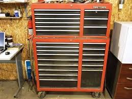 Tool Cabinet With Wheels Posh Craftsman 15 Drawer Tool Box Images U2013 Thewellnessreport Co