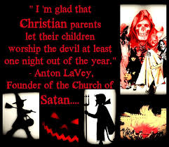 christians and halloween