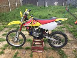 suzuki rm 85 2010 model recently serviced in rhyl
