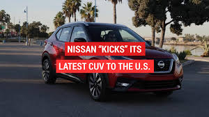 nissan kicks 2017 blue 2018 nissan kicks is coming to the u s autoblog