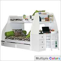 l shaped bunk beds with desk berg furniture loft beds and bunk beds