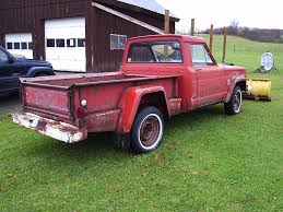 homemade pickup truck amc jeep pickups