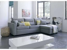 canapé d angle convertible gris anthracite salon canap gris anthracite faux plafond moderne dans la