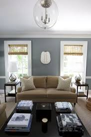 Blue And Grey Living Room Ideas Morrison Fairfax Interiors Lovely Blue And Brown Living Room With