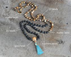 making necklace with beads images Mala necklace lima beads jpg