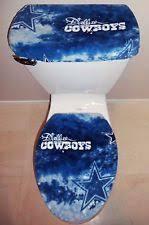 Dallas Cowboy Bathroom Set Dallas Cowboys Seat Covers Ebay