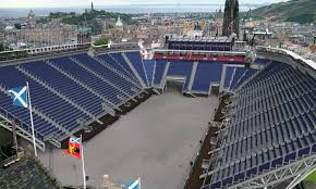the royal edinburgh military tattoo seating plan and ticket prices