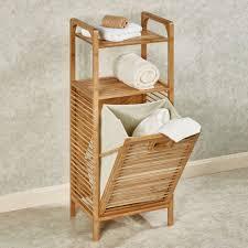 laundry hamper collapsible bamboo laundry basket hamper u2014 sierra laundry decoration bamboo