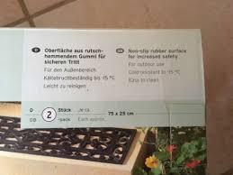 gummimatten f r treppen stufenmatten gummimatten für treppe neu in schleswig holstein