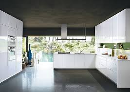 Italian Kitchen Designs Contemporary Italian Kitchen Offers Functional Storage Solutions