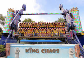 Biggest Six Flags Moran Demise Of King Chaos Sparks Forecasts For Great America U0027s