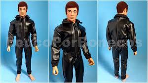 leather jumpsuit loucoporbonecos gi joe joe falcon black leather jumpsuit