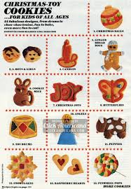44 christmas cookie decorating ideas for kids 1987 click americana