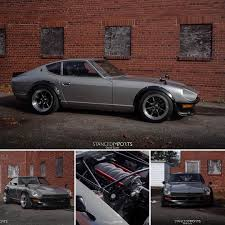 nissan 260z justinmuzzy08 is seen here with his ls2 powered datsun 260z