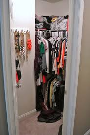 olive lane closet clean out