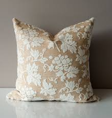 floral pillow cover cut velvet grape throw pillow kravet