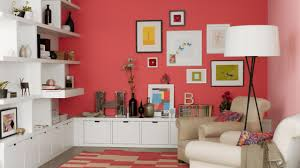 Red Living Room by Add Depth To Your Living Room With Red Sadolin Paint