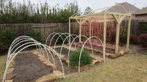 mary u0027s garden low tunnel row cover u0026 t frame arch installation
