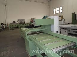 Used Woodworking Machines For Sale Italy by Used Bottene Ro 500 1995 Crosscut Saws For Sale Italy