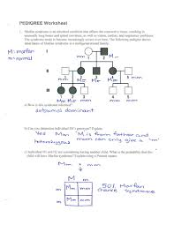 genetics practice problems pedigree tables pedigree chart worksheet worksheets for all download and share
