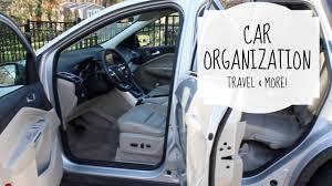 cheap car organization for travel u0026 more youtube