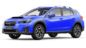 red subaru crosstrek 2018 subaru crosstrek turbo 2018 2019 car release and reviews